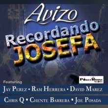 Avizo: Recordando Josefa, CD