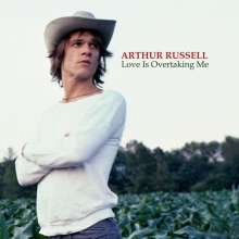 Arthur Russell: Love Is Overtaking Me, 2 LPs