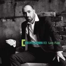 Len Faki: Berghain 03, CD