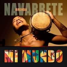 Brenda Navarrete: Mi Mundo, CD