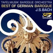Tafelmusik Baroque Orchestra – Best of German Baroque (J. S. Bach), CD