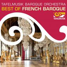 Tafelmusik Baroque Orchestra – Best of French Baroque, CD