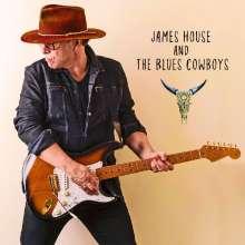 James House: James House & The Blues Cowboys, CD