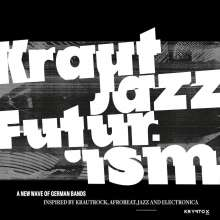 Kraut Jazz Futurism, 2 LPs