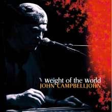 John Campbelljohn: Weight Of The World, CD
