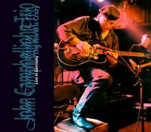 John Campbelljohn: The World Is Crazy (Live Germany), CD