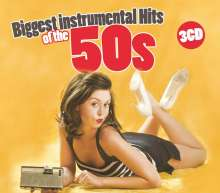 Biggest Instrumental Hits 50s, 3 CDs