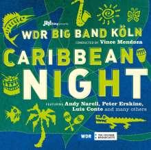WDR Big Band Köln: Caribbean Night, CD