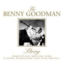 Benny Goodman (1909-1986): The Benny Goodman Story, 3 CDs