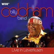 Billy Cobham (geb. 1944): Live in Leverkusen 2010, CD