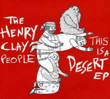 Henry Clay People: This Is A Desert Ep, LP
