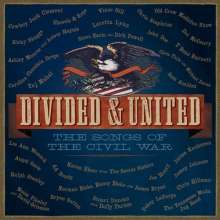 Divided & United - The Songs Of The Civil War, 2 CDs