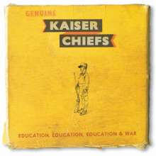 Kaiser Chiefs: Education, Education, Education & War, CD