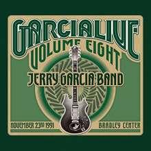 Jerry Garcia: Garcialive Volume Eight: November 23rd 1991, Bradley Center, 2 CDs