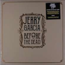 Jerry Garcia: Before The Dead (180g) (Limited-Edition-Box-Set), 5 LPs