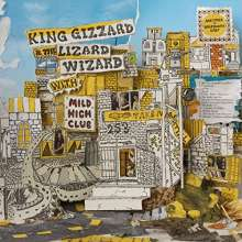 King Gizzard & The Lizard Wizard: Sketches Of Brunswick East (180g), LP
