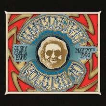 Jerry Garcia: Garcia Live Volume 10: May 20th, 1990 Hilo Civic Auditorium, 2 CDs