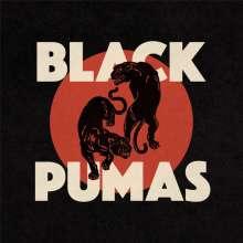 Black Pumas: Black Pumas (Cream Vinyl) (Repress), LP