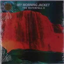 My Morning Jacket: The Waterfall II (180g) (Limited Deluxe Edition) (Green/Orange Marbled Vinyl), LP