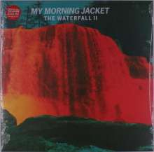 My Morning Jacket: The Waterfall II (Merlot Wave Colored VInyl), LP