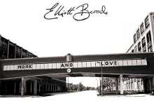 Elliott Brood: Work & Love (Limited Edition) (Black&White Vinyl), LP