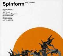 Spinform: Bryter Tystnaden, CD
