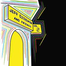 Jeff Özdemir & Friends 2, CD