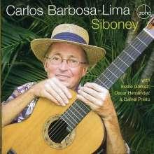 Carlos Barbosa-Lima: Siboney, CD