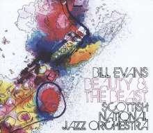 Bill Evans (Sax) (geb. 1958): Beauty & The Beast, CD