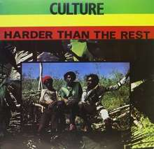 Culture: Harder Than The Rest, LP