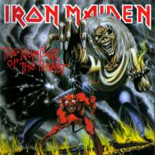 Iron Maiden: The Number Of The Beast (180g), LP