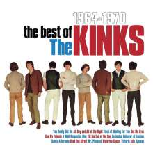 The Kinks: The Best Of The Kinks 1964-1970, LP