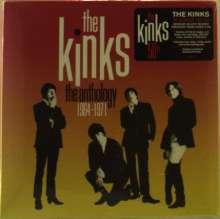 The Kinks: Anthology 1964-1971, 5 CDs