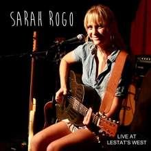 Sarah Rogo: Live At Lestat's West 2017, CD