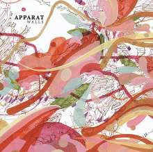 Apparat: Walls (180g) (Limited Edition), 2 LPs