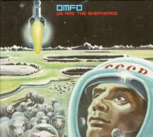 OMFO: We Are The Shepherds, CD