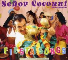 Senor Coconut And His Orchestra: Fiesta Songs, CD