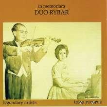In Memoriam Duo Rybar, 2 CDs