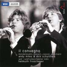 Andy Miles & Dirk Schultheis - Il Convegno, CD