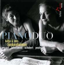 Katja & Ines Lunkenheimer, CD