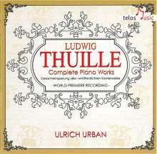 Ludwig Thuille (1861-1907): Sämtliche Klavierwerke, CD