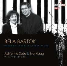 Bela Bartok (1881-1945): Werke für 2 Klaviere, CD