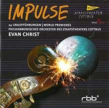 Impulse - 24 Uraufführungen, 2 CDs