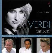 Diana Damrau  - Verdi, CD