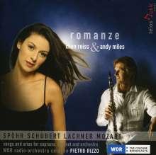 Chen Reiss & Andy Miles - Romanze (Arien für Sopran,Klarinette & Orchester), CD