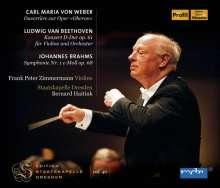 Bernard Haitink dirigiert die Staatskapelle Dresden, 2 CDs