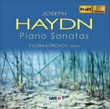 Joseph Haydn (1732-1809): Klaviersonaten H16 Nr.34,35,44,48,52, CD