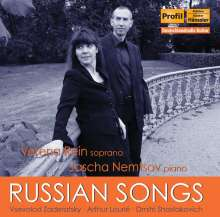 Verena Rein - Russian Songs, CD