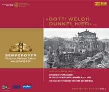 """Semperoper Edition Vol.1 - """"Gott, welch Dunkel hier"""" ..., 3 CDs und 1 DVD"""