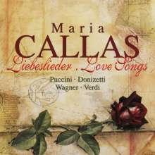 Maria Callas - Liebeslieder, CD